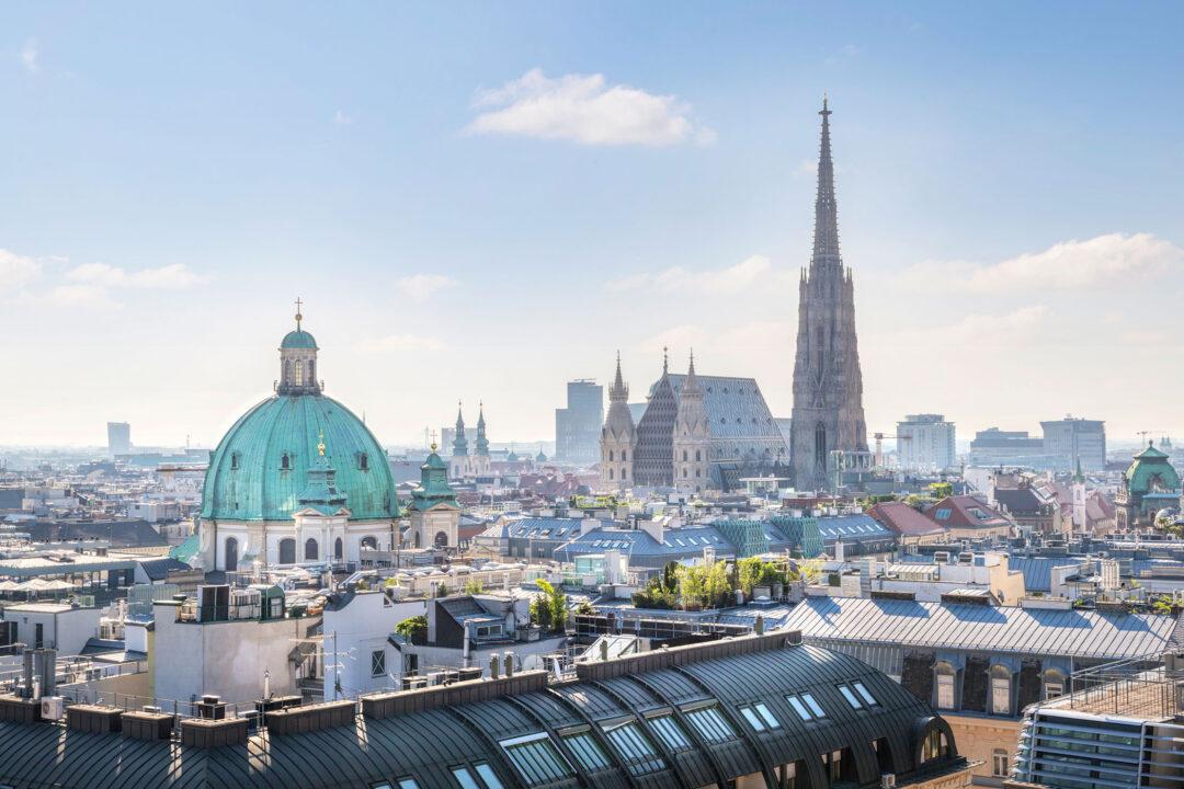 Viena, ciudad con mayor calidad de vida